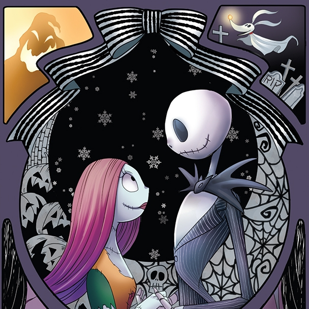 Tokyopop Resurrects 'The Nightmare Before Christmas'