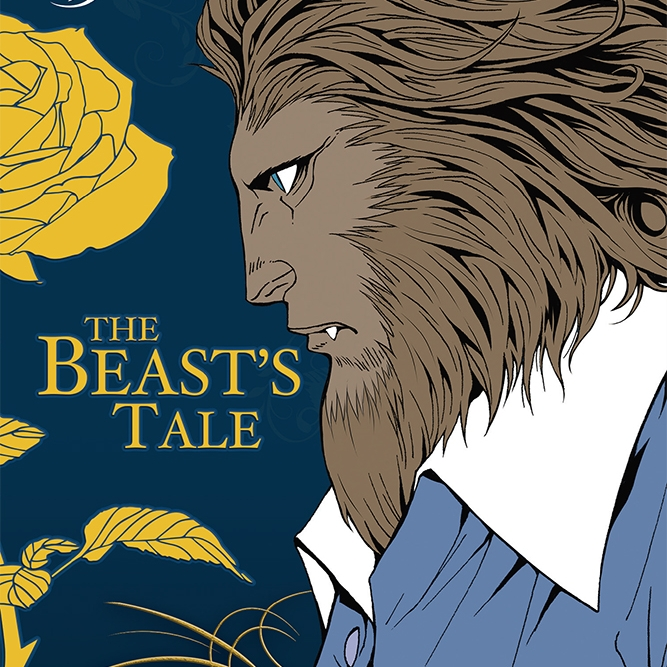 Beauty and the Beast gets the manga treatment