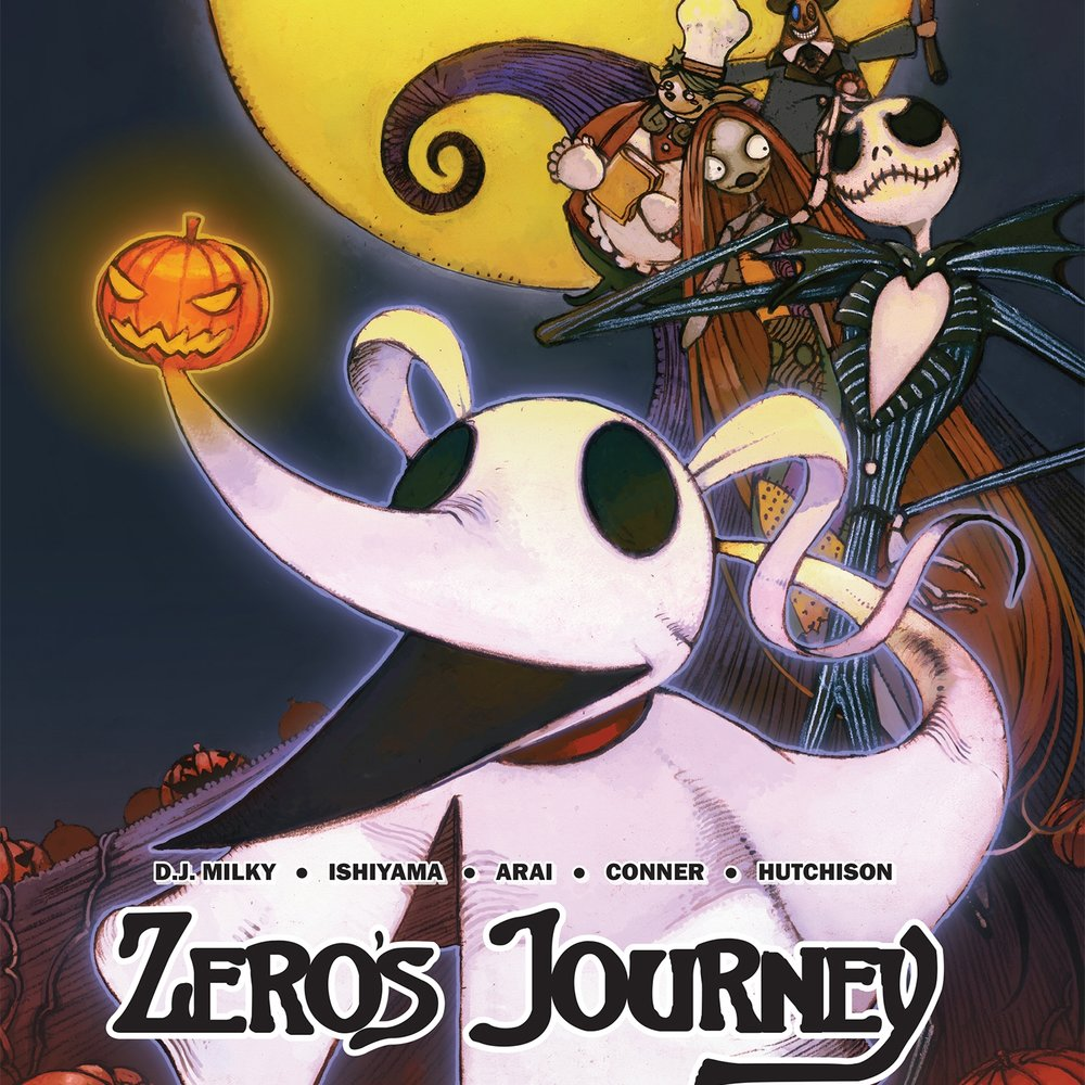 Nerdbot Reviews: 'The Nightmare Before Christmas: Zero's Journey'