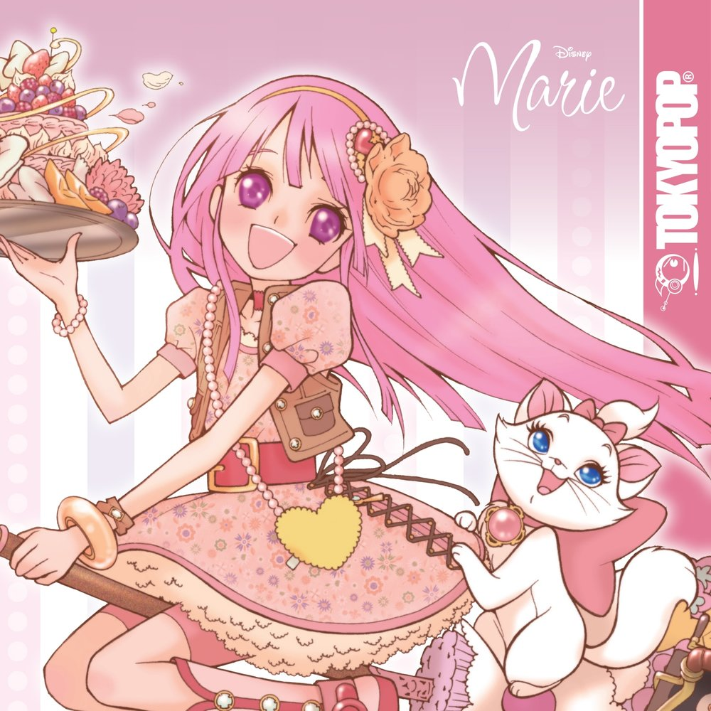 Nerdbot Manga Review: Disney's 'Miriya and Marie' by Maya
