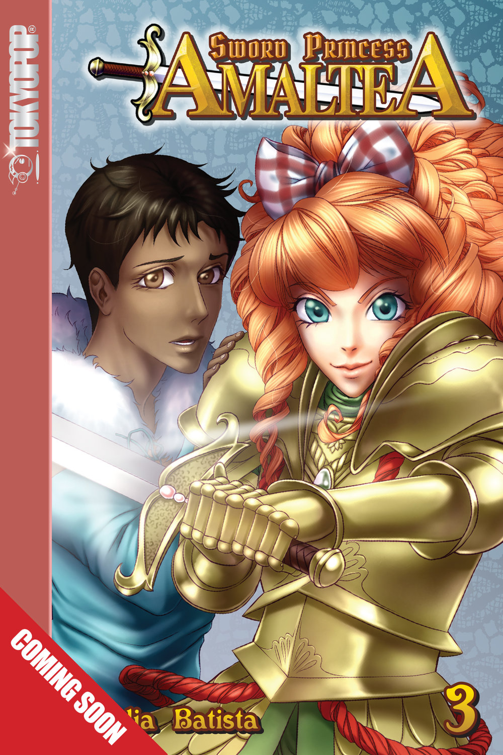 Sword Princess Amaltea, Vol. 3