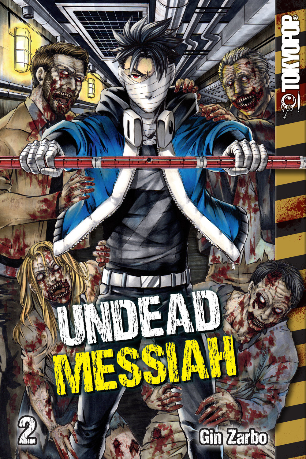 Undead Messiah, Vol. 2