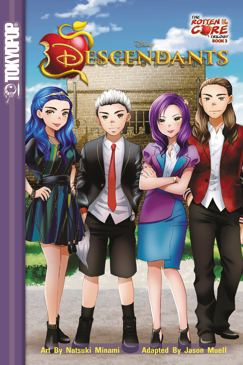 Disney Descendants: Rotten to the Core, Vol. 3