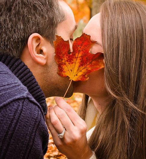 Falling In Love Engagement Photo Ideas For Fall Ladybird Studios
