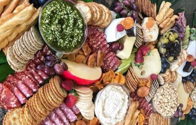 Not much of a sweet tooth but still wanting something to WOW your guests? We can put on a spread to remember with our 1 or 2 metre grazing planks full of cheeses, antipastos and dips to blow your mind!