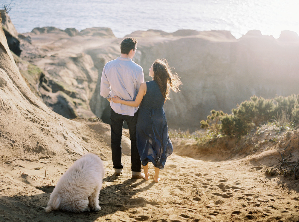 007Devils Punch Bowl + Coast Best Engagement Shoot Location+ Oregon + Film Photography © OutiveCreative.jpg
