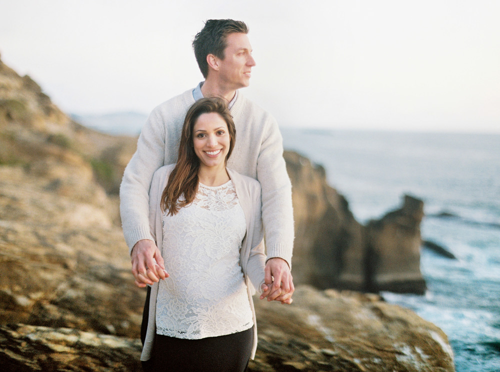 022Devils Punch Bowl + Coast Best Engagement Shoot Location+ Oregon + Film Photography © OutiveCreative.jpg