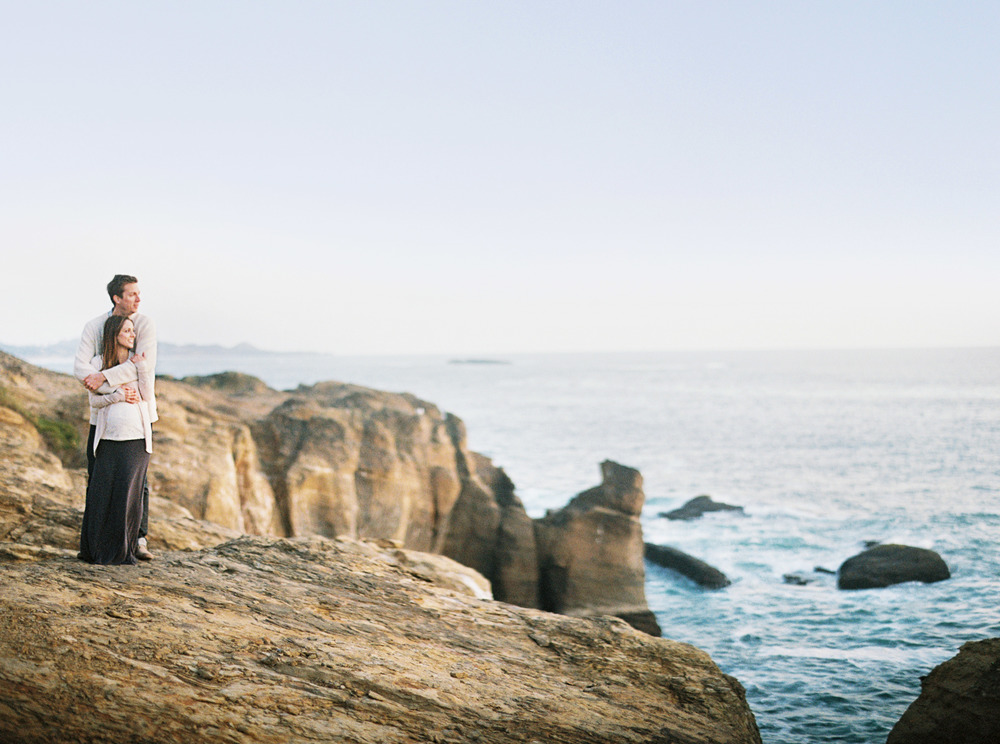 021Devils Punch Bowl + Coast Best Engagement Shoot Location+ Oregon + Film Photography © OutiveCreative.jpg