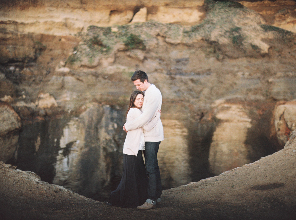 026Devils Punch Bowl + Coast Best Engagement Shoot Location+ Oregon + Film Photography © OutiveCreative.jpg