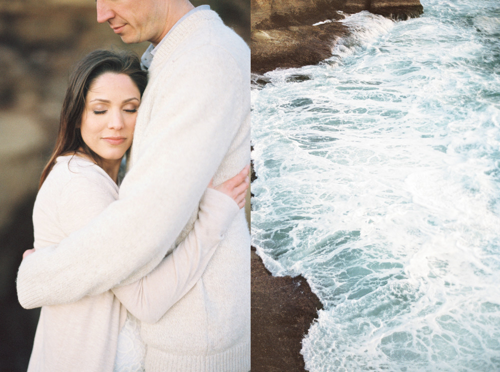 028Devils Punch Bowl + Coast Best Engagement Shoot Location+ Oregon + Film Photography © OutiveCreative.jpg