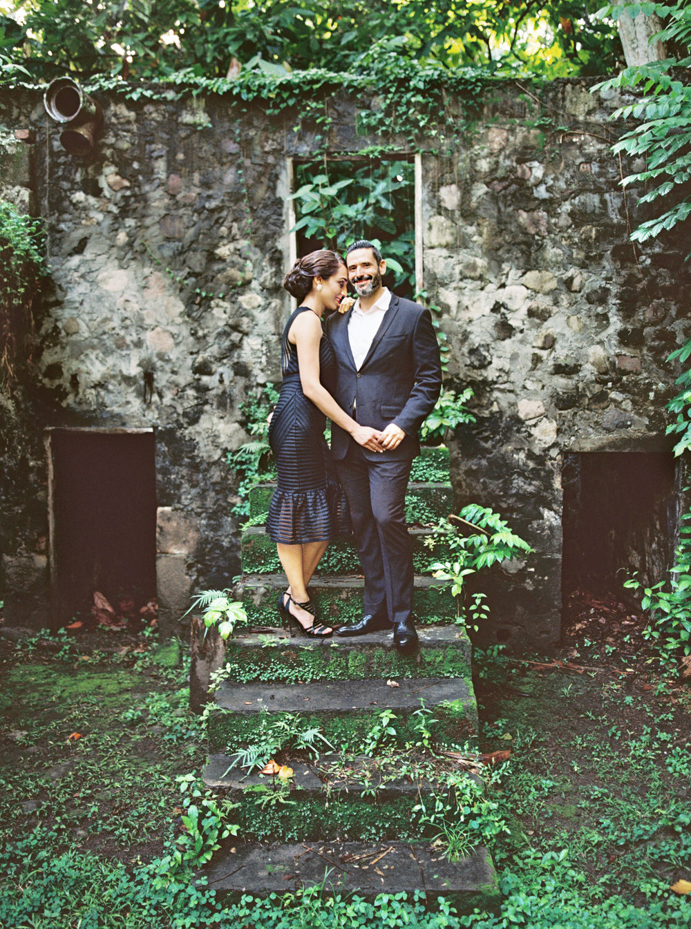 010Delmary's & Daniel : Engagement Photos : St. Lucia : Carribean : Elopement : Outlive Creative : 2016.jpg