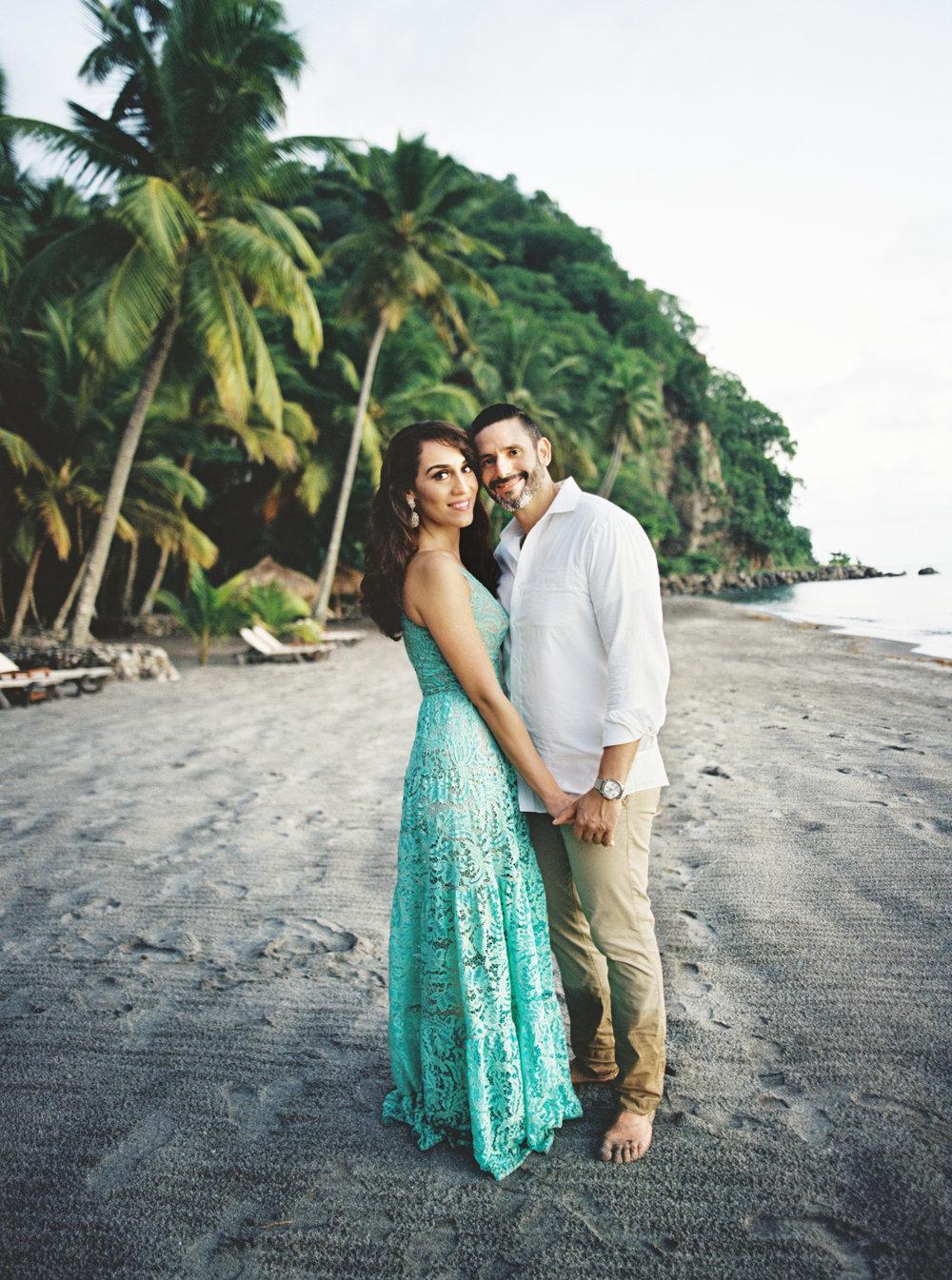 050Delmary's & Daniel : Engagement Photos : St. Lucia : Carribean : Elopement : Outlive Creative : 2016.jpg