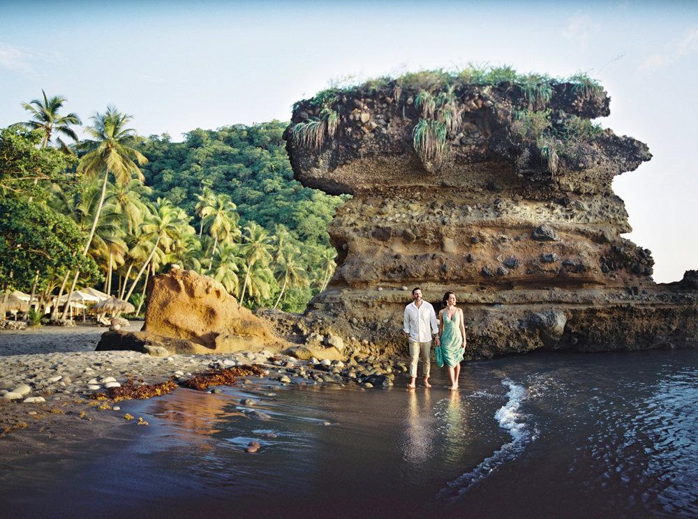 066Delmary's & Daniel : Engagement Photos : St. Lucia : Carribean : Elopement : Outlive Creative : 2016.jpg