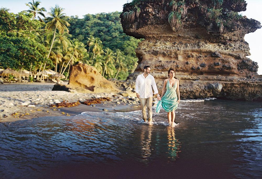 067Delmary's & Daniel : Engagement Photos : St. Lucia : Carribean : Elopement : Outlive Creative : 2016.jpg
