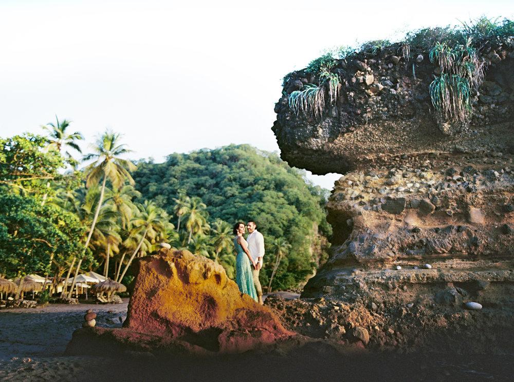 068Delmary's & Daniel : Engagement Photos : St. Lucia : Carribean : Elopement : Outlive Creative : 2016.jpg
