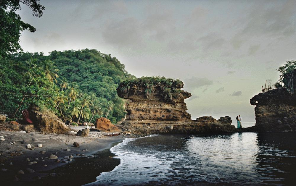 077Delmary's & Daniel : Engagement Photos : St. Lucia : Carribean : Elopement : Outlive Creative : 2016.jpg