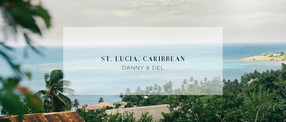 Elopement • St. Lucia