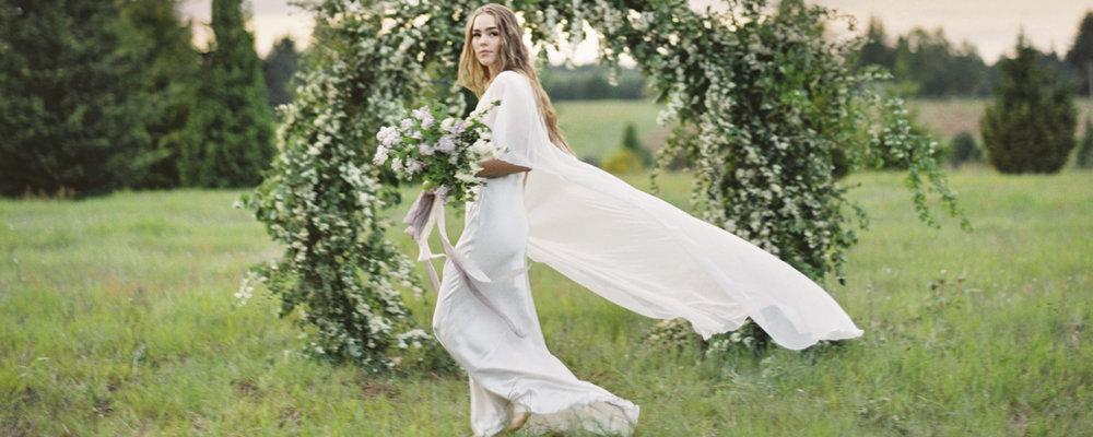 LENA MEDOYEFF DRESS