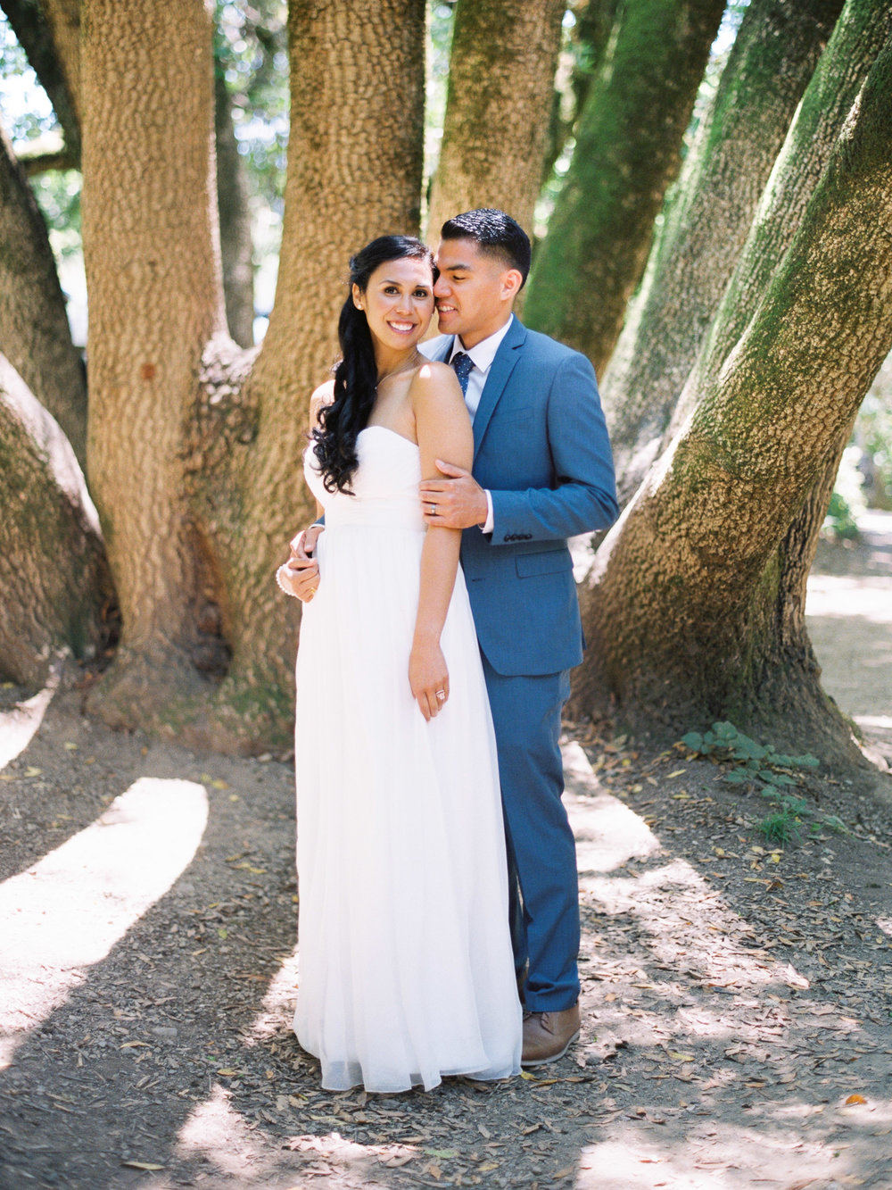 DESTINATION ELOPEMENT • TOP SECRET RED WOOD AFFAIR • MUIR WOODS, CA