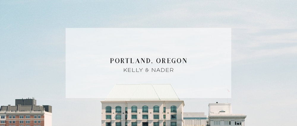 PORTLAND WEDDING VIDEOGRAPHER