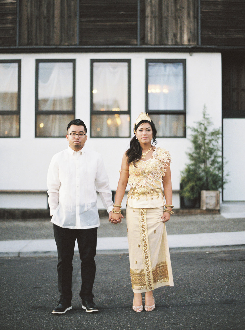HIP INTIMATE LOCAL WEDDING • UNION PINE • PORTLAND, OR