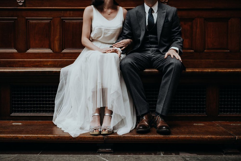 Louise & Fitan Wedding Copenhagen City Hall 3