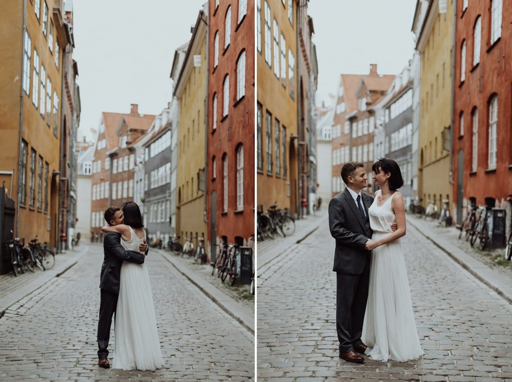 Louise & Fitan Elopenent Wedding Copenhagen City Hall 12