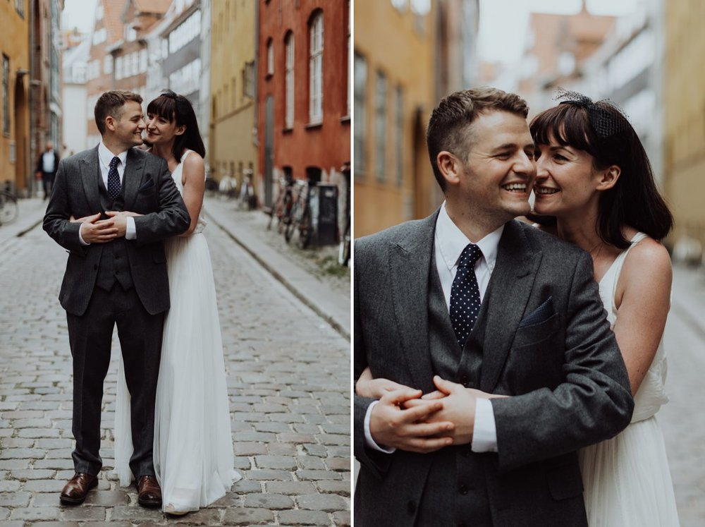 Louise & Fitan Elopenent Wedding Copenhagen City Hall 15