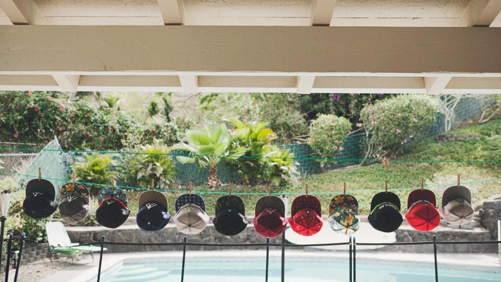 The Findlay Hats 2015 summer line