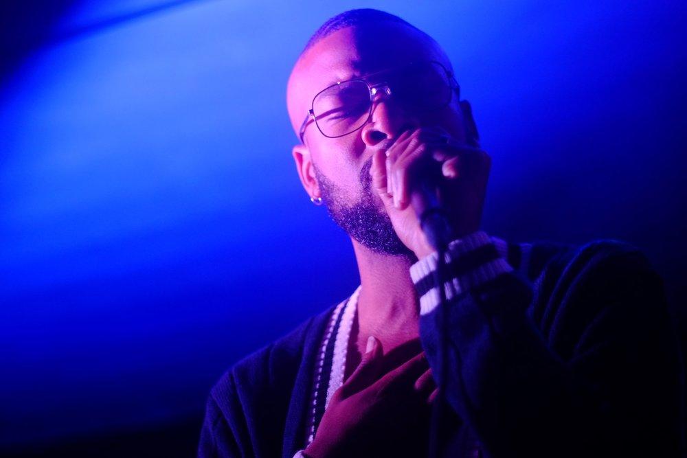 Musician Cameron Bethany