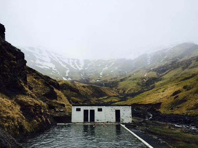 Secret Pool of Seljavallalaug
