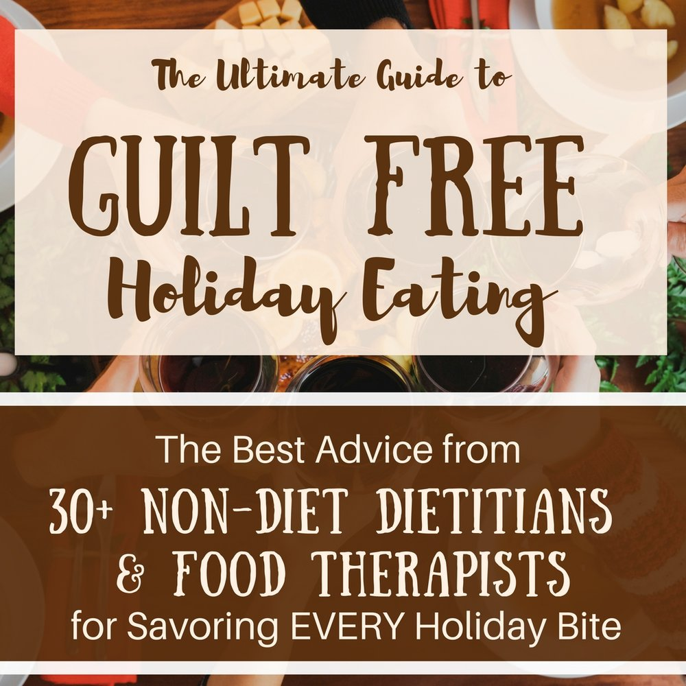 free ultimate guide to guilt free holiday eating josée sovinsky
