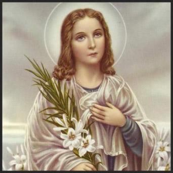 july 6: st. maria goretti — merciful redeemer parish