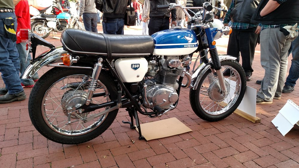 Vintage Japanese - Over 305cc