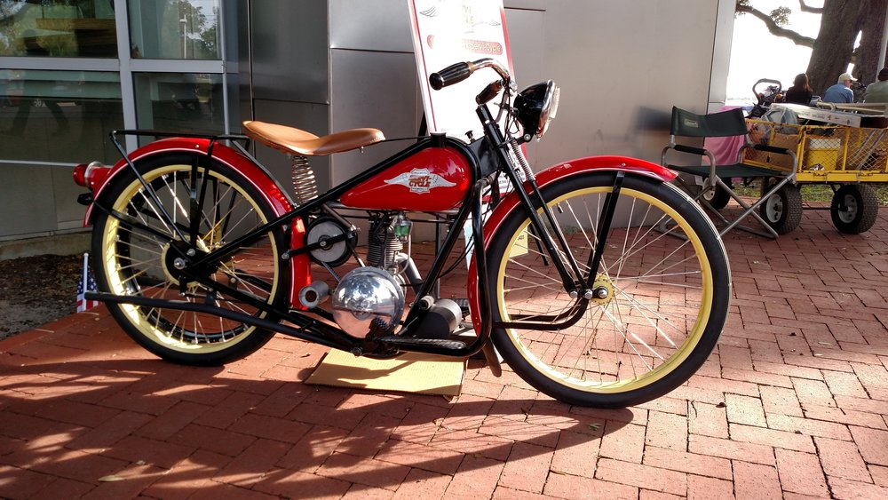 Vintage American - 350cc or Less