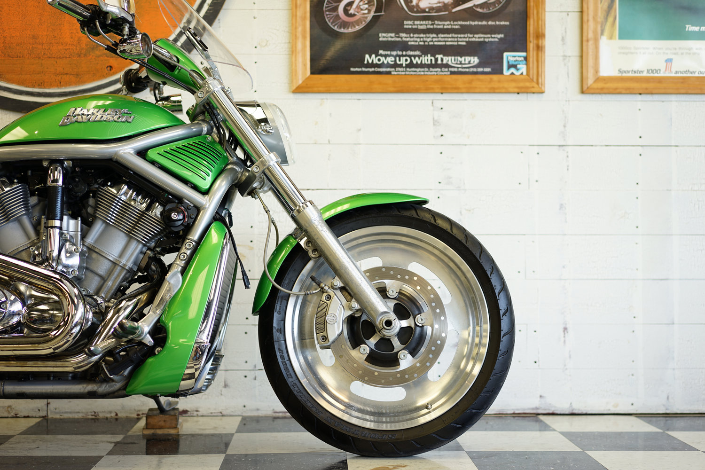 2008 Harley-Davidson V-Rod - $7,499 — French and Sons