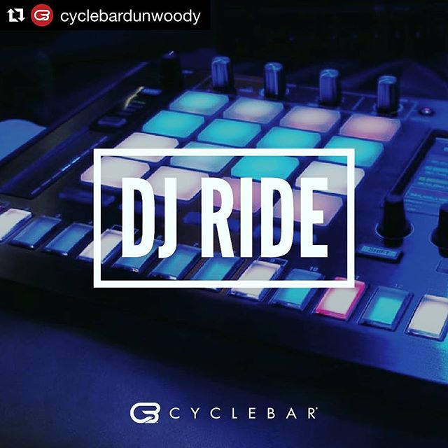I'm taking over the decks @cyclebardunwoody this Monday for @cyclebarhaley's 6:30PM Power Hour. FIRST TIME IS FREE!! Come get your 💦 on while listening to some dirty jams that will push you through your workout 🚴🏻‍♀️🚴🏾‍♂️🚴🏽‍♀️ . Link to book your 🚲 is in my bio. . . . . . . . . . . #Cardio #Cycling #FitFam #FitLife  #atlfitfam #atlfitness #atlantafitfam #atlanta #edmfitness #cyclebar #dunwoody #atlparty #atledm #atlantaedm #atlantaparty #atlartist #atlbass #atlhousemusic #livedj #dancemusic #bassfamilyatl #atldj #atldjs #atlhoe #irisfam #mondaymotivation #edc #edc2018 #galavancewillmakeyoudance