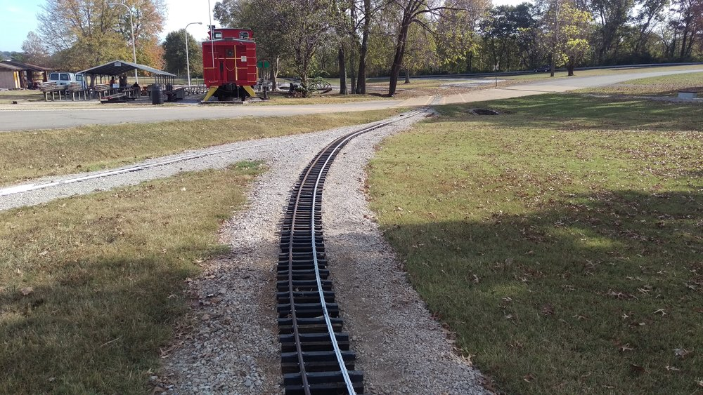 November 5 Workday — Mid-South Live Steamers