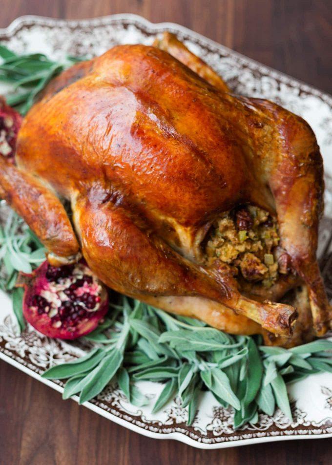 apple and herb turkey brine