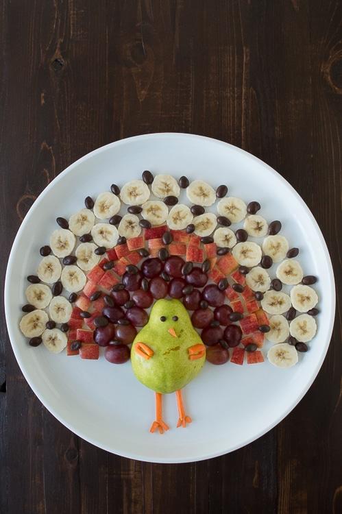 Turkey-Fruit-Platter