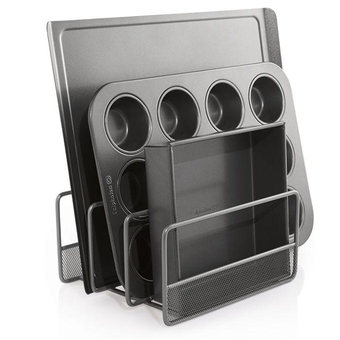 vertical pan organizer