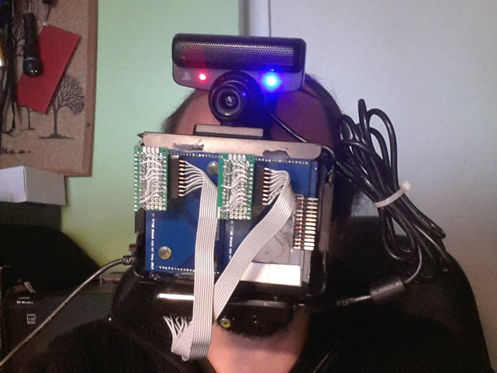 DIY Augmented Reality Device