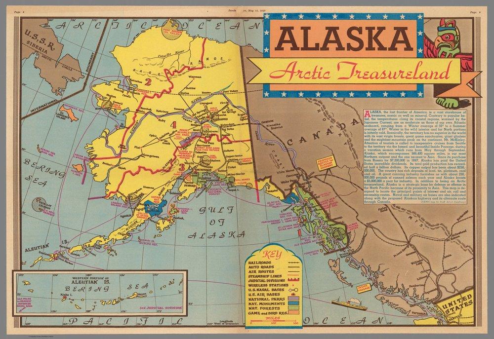 Alaska: Arctic Treasureland