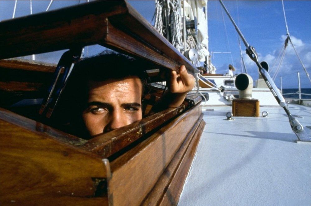 Billy Zane in Dead Calm (1989) (Photo credit: Warner Bros.)