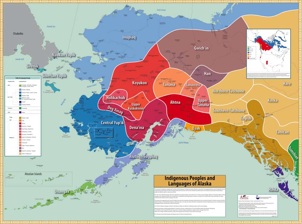 Indigenous People and Languages of Alaska