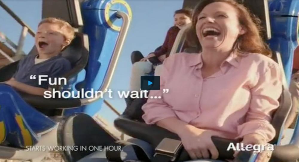 "Allegra ""Roller Coaster"""