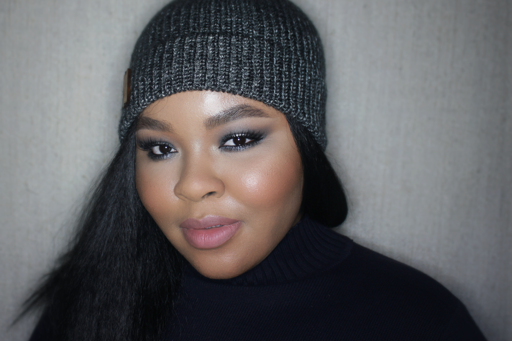 Winter Smokey Eye Makeup