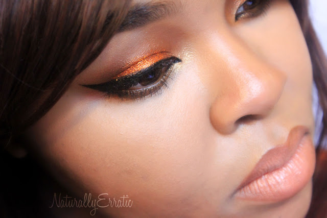 Smokey eye Makeup, Glitter Makeup