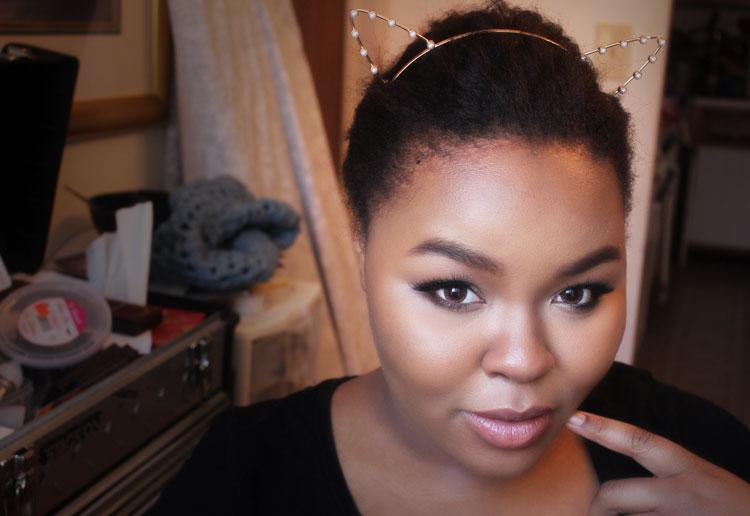 Natural date makeup, Makeup for dark skin, Geo Grang Grang brown