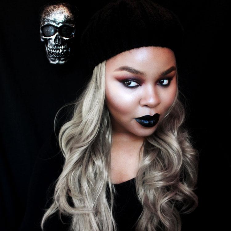 Black Lipstick, Gothic Makeup